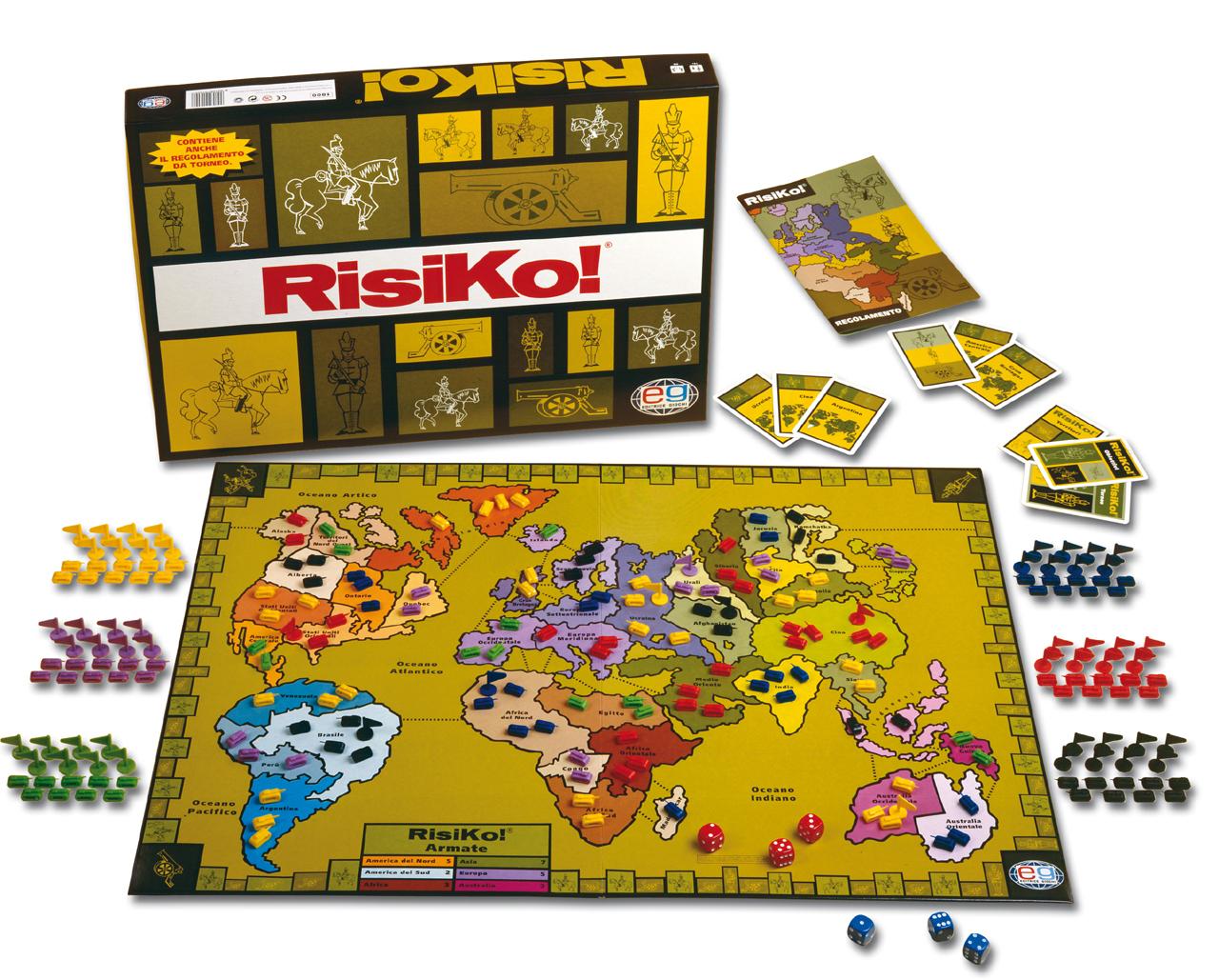 Kostenlos Spielen Risiko
