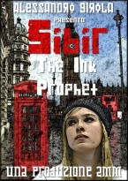 Sibir - The Ink Prophet COVER COLORI