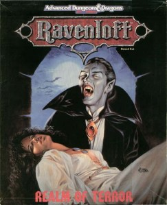 Ravenloft boxed set