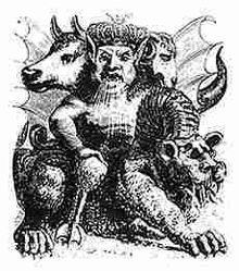 Asmodeo, il primo demone citato per nome nella Bibbia.