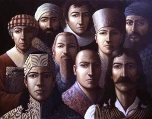 I Nove Sconosciuti