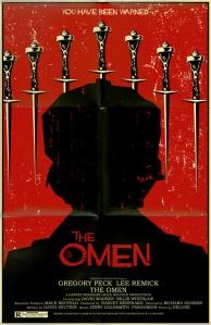 The Omen - Un interessante locandina alternativa.