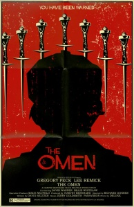 The Omen - Un interessante locandina alternativa.