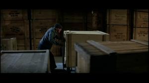 """La scena finale de """"I Predatori dell'Arca Perduta""""."""