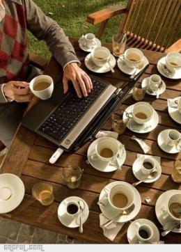 Caffeina e teina, care amiche di chi scrive.