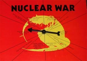 Guerra nucleare.