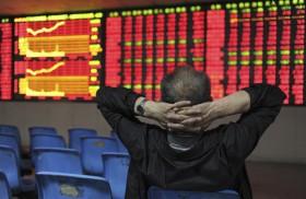 Crollo dei mercati.