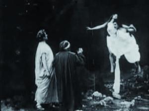 """Un fotogramma de """"L'Inferno"""", versione Helios Film."""