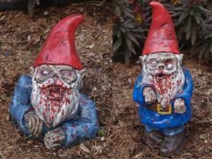 Gnomi da giardino zombie: ci saranno nel mio racconto interattivo?