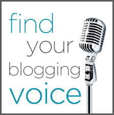 blogging voice