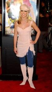 """Britney alla premiere del film """"Crossroad""""."""