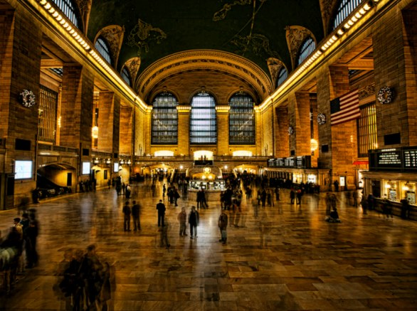 Grand Central Terminal Guided Tours