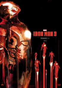 Iron Man 3 armature