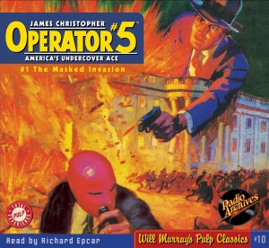 Operator #5 in versione audiobook!
