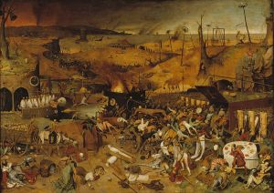 Il Trionfo della Morte - di Pieter Bruegel il Vecchio.
