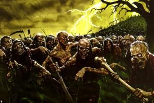 zombie nel trecento - orda