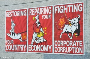 Red Dawn 2012 propaganda