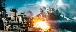 battleship scena