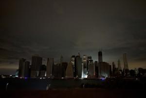 Il blackout statunitense del 2009.