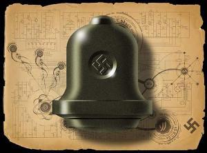 Sì, nel romanzo c'è anche la famigerata Die Glocke!