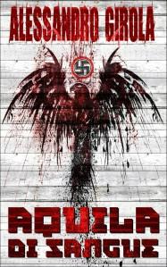 Aquila di Sangue - cover di Giordano Efrodini