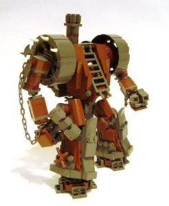 Lego Steam Mecha