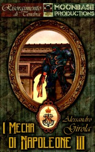 I mecha di Napoleone III - Copertina bis
