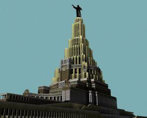 il palazzo del soviet 2