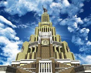 il palazzo del soviet