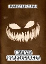 """Concept Art per """"Milano Doppelganger"""", realizzato da Antonella Ferraris."""
