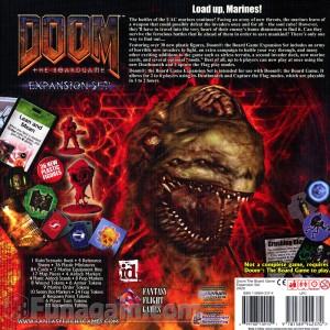 Il boardgame di Doom (espansione).
