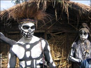 human sacrifice africa