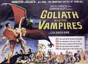 Maciste (Goliath per gli americani) contro il vampiro!
