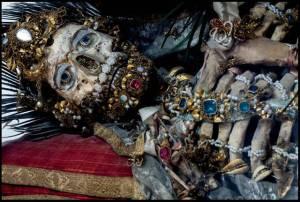 Reliquie di San Valerio.