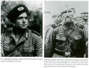 SS cosacco-siberiane.