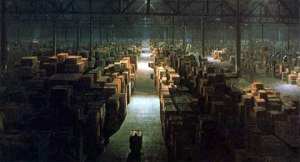 secret warehouse