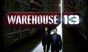Warehouse 13.