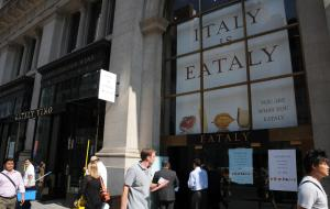 Eataly New York.