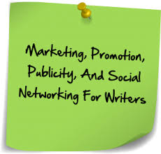 promotion for writers