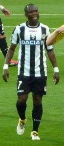 Emmanuel Agyemang-Badu (Ghana).