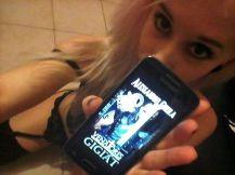 "Clem Cherie promuove ""Gigiat"" (http://www.amazon.it/dp/B00QQLUOEE)"