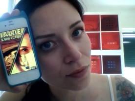 "Cristina Riminucci, AKA Gufina SG, promuove ""Jalne"" - http://www.amazon.it/dp/B00IBO19W0"