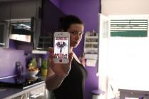 "Cristina Riminucci, AKA Gufina SG, promuove ""Aquila di Sangue"" - http://www.amazon.it/dp/B00EQFDIVI"
