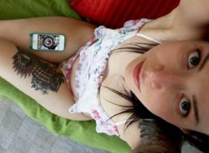 """Cristina Riminucci, AKA Gufine SG, promuove """"Sibir contro Maciste"""" (seconda foto) - http://www.amazon.it/dp/B00K2QA8XG"""
