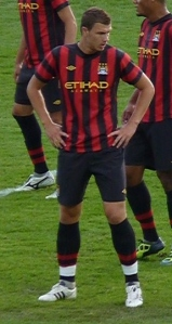 Edin Džeko (Bosnia).