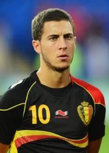 Eden Hazard (Belgio).