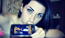 "Federica Gentilezza promuove ""Maciste contro Freud"" (http://www.amazon.it/dp/B00K87SX0O)."