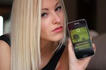 "Jessica Campidell promuove ""Biondin e i Mostri"" (http://www.amazon.it/dp/B00LTY2IW4)"