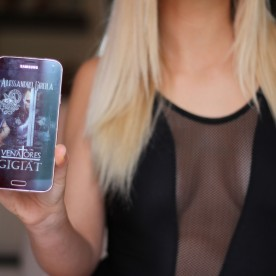 "Jessica Campidell promuove ""Gigiat"" (http://www.amazon.it/dp/B00QQLUOEE)"