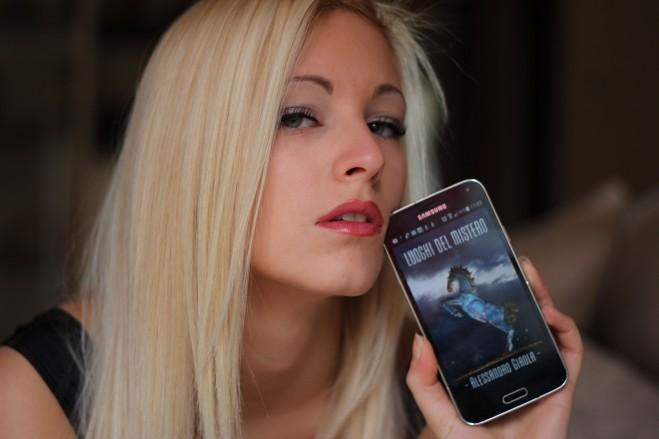 """Jessica Campidell promuove """"Luoghi del Mistero"""" (http://www.amazon.it/dp/B00O82FKME)"""